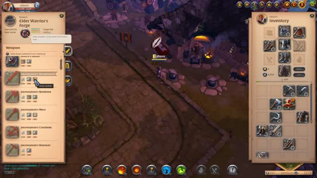 Lets Play Albion Online