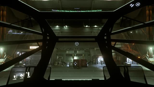 Star Citizen  first day at Invictus (last year)