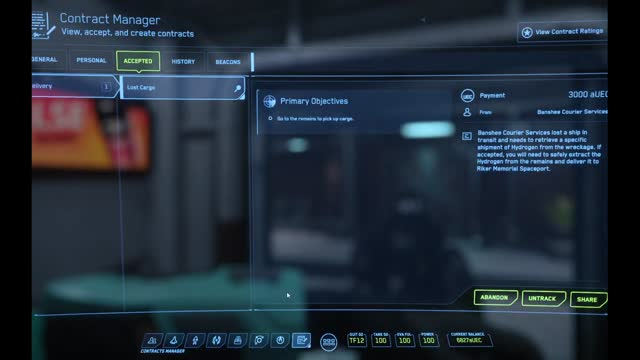 The Adventures of Star Citizen (1)