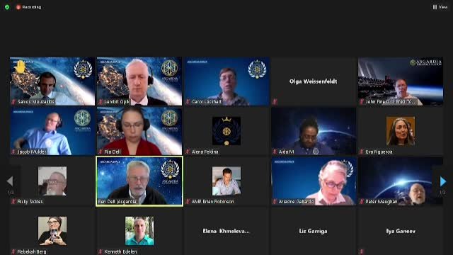 XII Sitting of Parliament of Asgardia on 19-Jun-21-19-day 1 640-480 part 4 of 10
