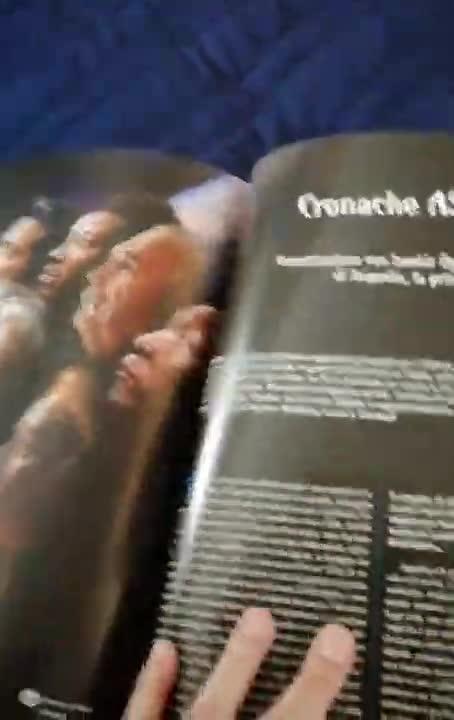 The Asgardian magazine from Italy