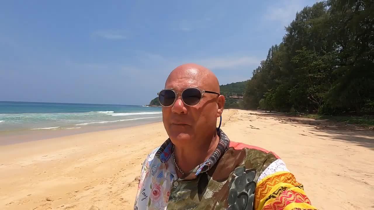 GRATITUDE ATTACK (part 2) | NAI THON (Gratitude Attack Beach) | HONEYMOON PHASE OVER?