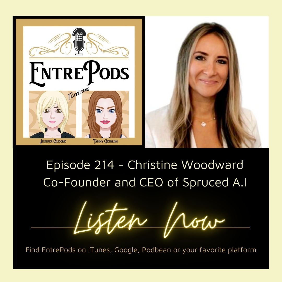 EntrePods Ep 214: Build Up Your Confidence with Christine Woodward