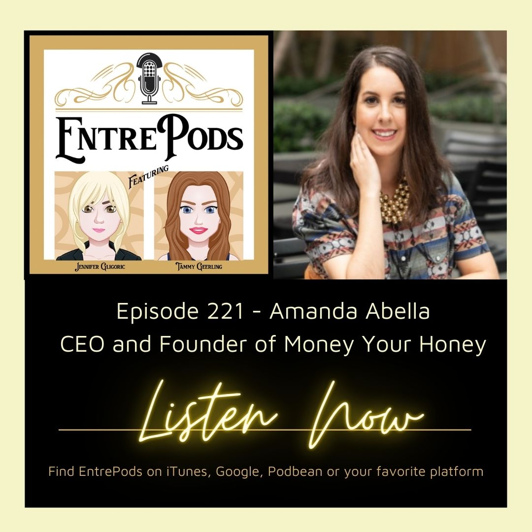 EntrePods Ep 220:  What Should Millennials Concentrate On To Make Money? - with Amanda Abella