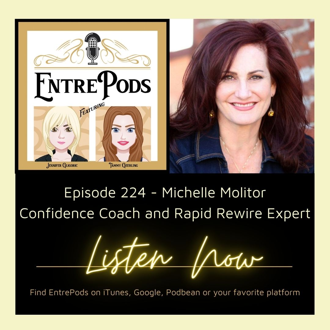 EntrePods EP 224: Michele Molitor and how Big Biz is using EI to produce high performers